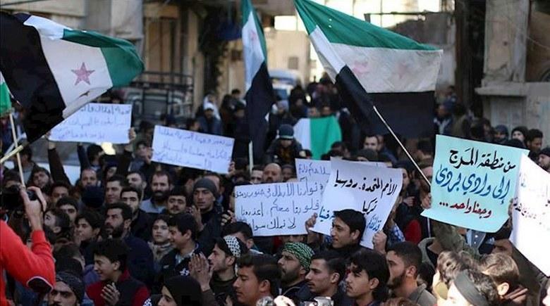 شوک وارده به رژیم در اثرکنفرانس سوچی و تحولات سوریه